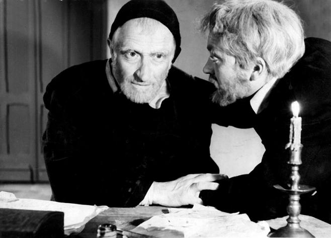 MONSIEUR VINCENTde Maurice Cloche(1947) avec Pierre Fresnay, Aimé Clariond, Jean Debucourt