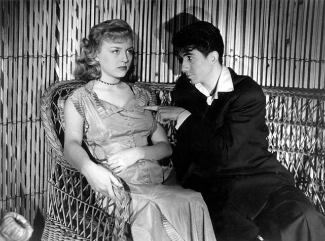 RENDEZ-VOUS DE JUILLETJacques Becker(1949) avec Daniel Gélin, Nicole Courcel, Brigitte Auber, Maurice Ronet