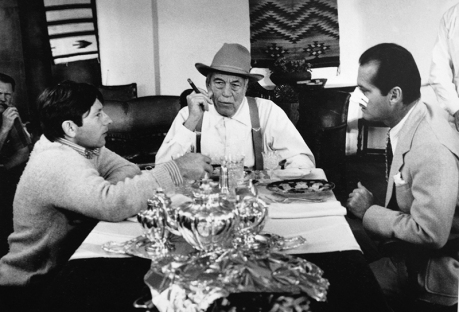 ON SET - CHINATOWN – Roman Polanski (1974)