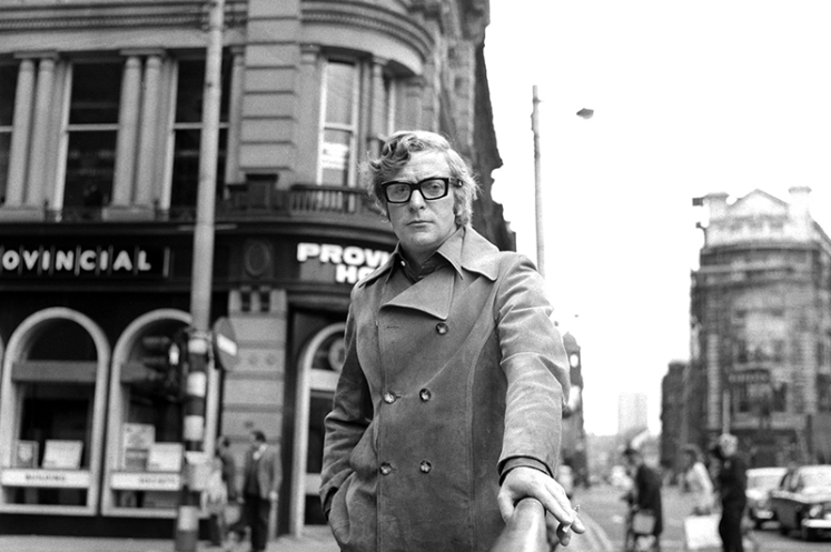 ON SET - GET CARTER (La Loi du milieu) – Mike Hodges (1971) avec Michael Caine