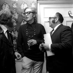 ON SET - GET CARTER (La Loi du milieu) – Mike Hodges (1971)