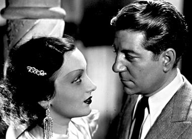 Mireille Balin et Jean Gabin dans Pépé le Moko (Julien Duvivier, 1937)