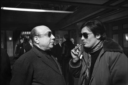 ON SET - LE SAMOURAÏ - Jean-Pierre Melville (1967)