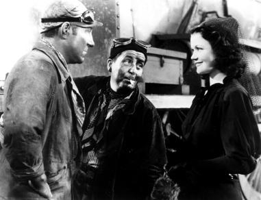 Jean Gabin, Simone Simon et Julien Carette La Bête humaine (Julien Duvivier, 1938)