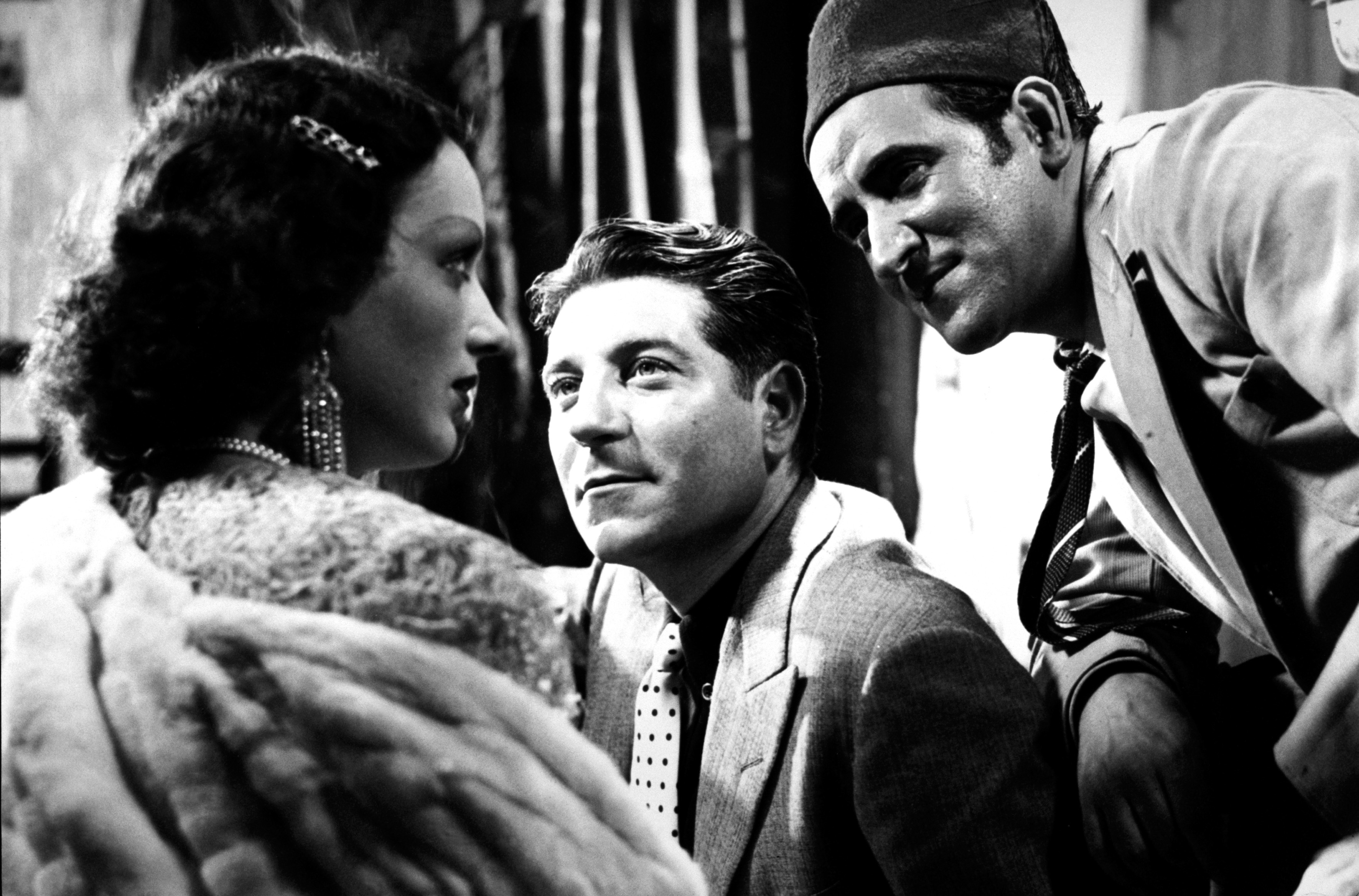 Mireille Balin, Jean Gabin, Lucas Gridoux
