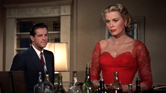 DIAL M FOR MURDER (Le crime était presque parfait) – Alfred Hitchcock (1954)