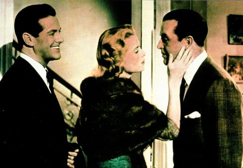 DIAL M FOR MURDER (Le crime était presque parfait) – Alfred Hitchcock (1954) avec Ray Milland, Grace Kelly, Robert Cummings, John Williams et Anthony Dawson