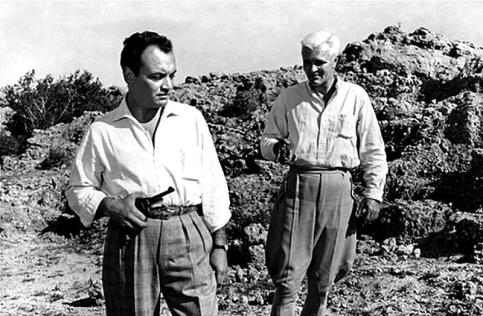 Le Feu aux poudres Henri Decoin (1957) avec Raymond Pellegrin, Charles Vanel, Peter Van Eyck, Françoise Fabian