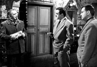 Le Gorille vous salue bien de Bernard Borderie (1958) avec Lino Ventura, Charles Vanel, Pierre Dux