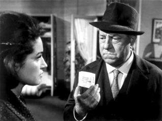 Maigret voit rouge de Gilles Grangier (1963) avec Jean Gabin, Michel Constantin, Vittorio Sanipoli, Paul Frankeur