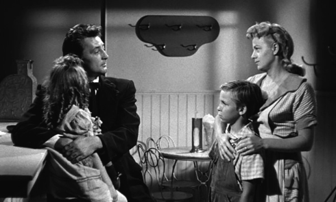 THE NIGHT OF THE HUNTER – Charles Laughton (1955) - Robert Mitchum, Shelley Winters, Lillian Gish