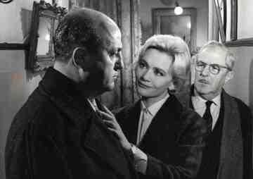 Le Septième Juré de Georges Lautner (1962) avec Bernard Blier, Danièle Delorme