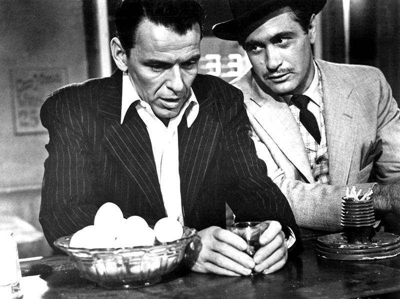 Frank Sinatra, Darren McGavin