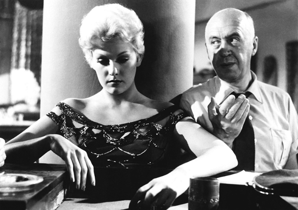 THE MAN WITH THE GOLDEN ARM - Otto Preminger (1955)