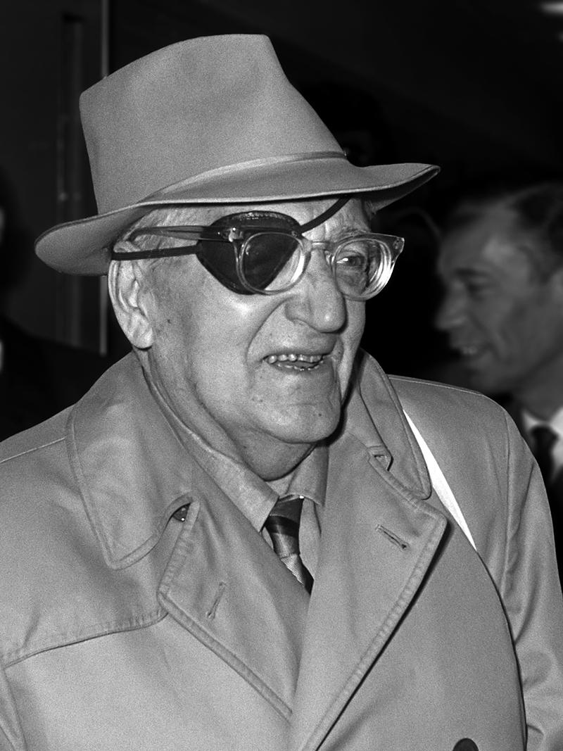 Fritz Lang (1969)