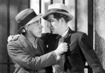 Fernandel et Jean Gabin dans Paris béguin (Augusto Genina, 1931)