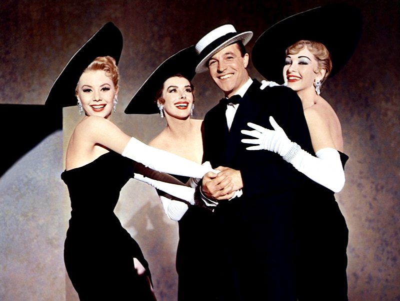 LES GIRLS - George Cukor (1957)