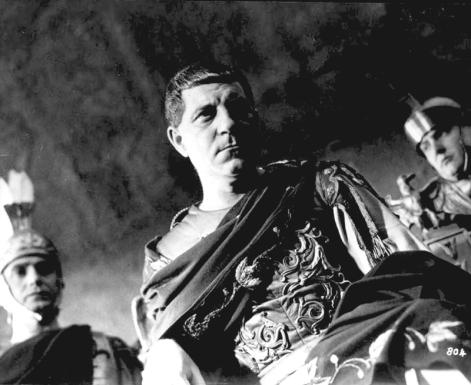 Jean Gabin dans le rôle de Ponce Pilate - Golgotha (Julien Duvivier, 1935)