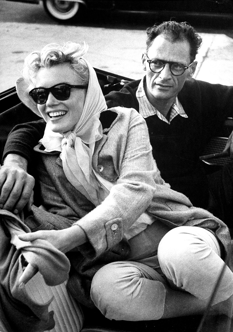 Monroe & Miller In Convertible