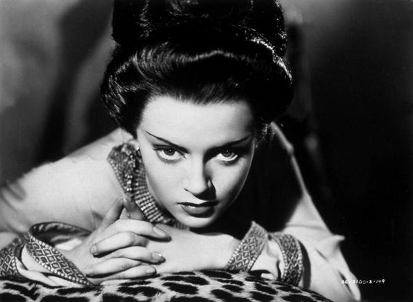 Lana Turner dans The Adventures of Marco Polo) est unréalisé par Archie Mayo (1938)