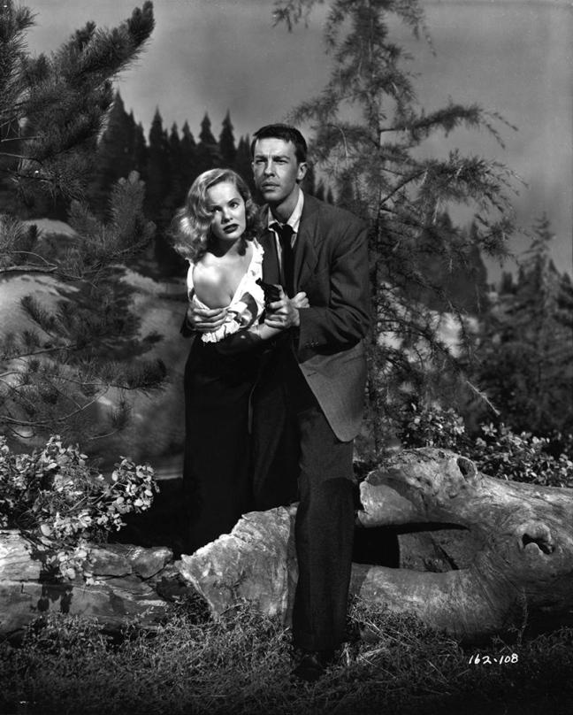 GUN CRAZY (Le Démon des armes) - Joseph H. Lewis (1950) avec Peggy Cummins et John Dall