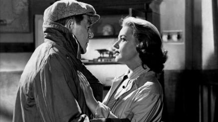 Jean Gabin et Jeanne Moreau dans Gas-oil (Gilles Grangier, 1955)