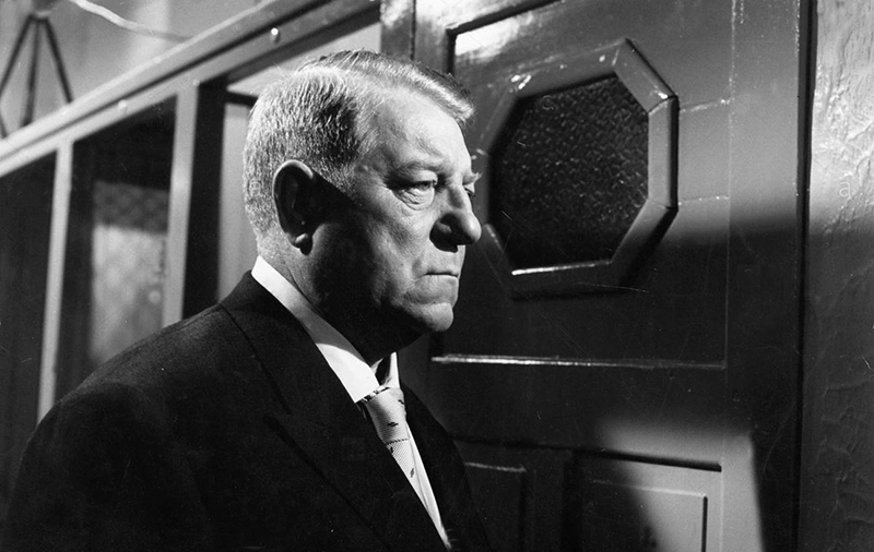 Jean Gabin dans Mélodie en sous-sol (Henri Verneuil,1963)