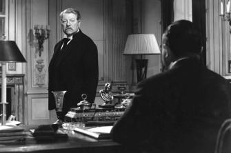 Jean Gabin dans Le Président (Henri Verneuil, 1961)