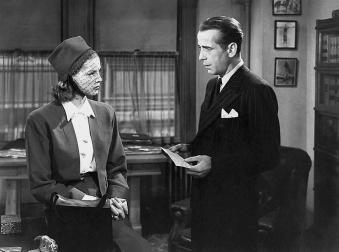 THE BIG SLEEP (Le Grand sommeil) - Howard Hawks (1946) avec Humphrey Bogart, Lauren Bacall, John Ridgely, Martha Vickers
