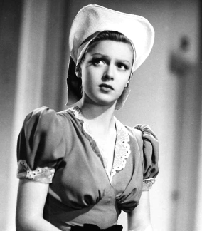 Lana Turner dans We Who Are Young, de Harold S. Bucquet (1940)