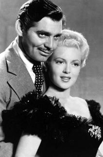 Clark Gable et Lana Turner dans Franc jeu(Honky Tonk), deJack Conway(1941)