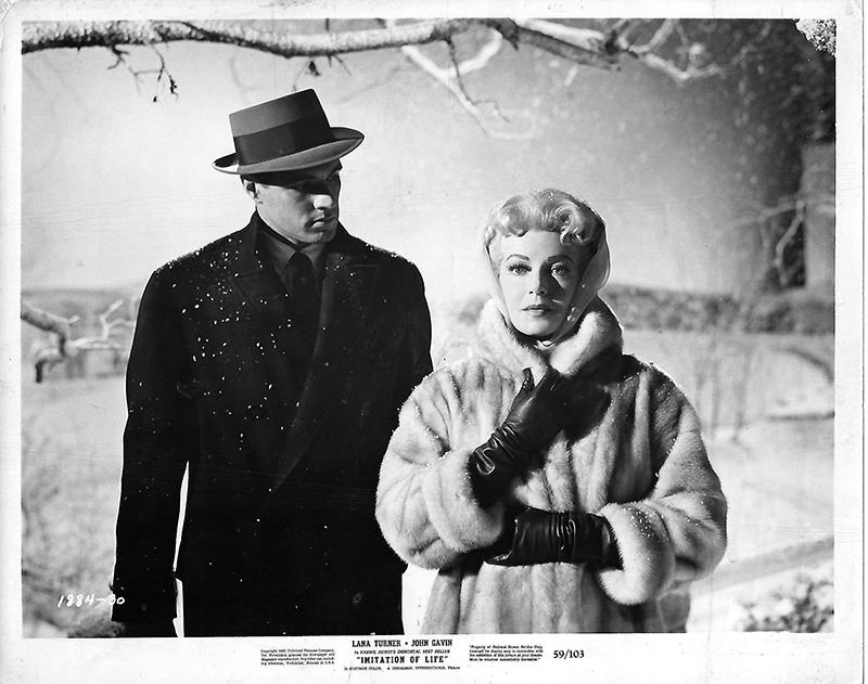IMITATION OF LIFE (Mirage de la vie) - Douglas Sirk (1959) avec Lana Turner, John Gavin, Sandra Dee, Juanita Moore, Susan Kohner