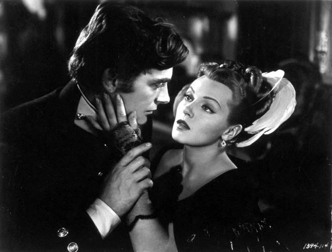 Lana Turner dans GREEN DOLPHIN STREET ( Le Pays du dauphin vert) réalisé par Victor Saville (1947)