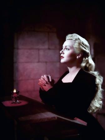 Lana Turner dans Les Trois Mousquetaires deGeorge Sidney(1948)