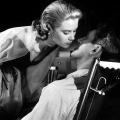 James Stewart – rear window – & Grace Kelly