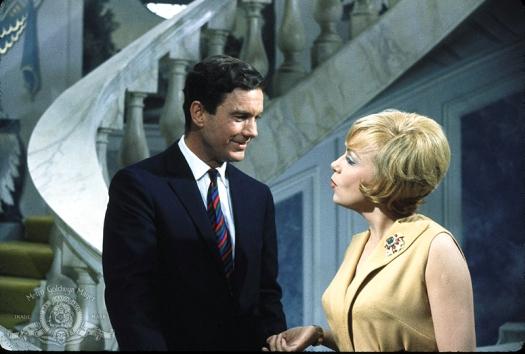 THE HONEY POT (Guêpier pour trois abeilles) Joseph L. Mankiewicz (1966) - Rex Harrison, Susan Hayward