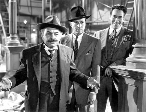 HOUSE OF STRANGERS (La Maison des étrangers) Joseph L. Mankiewicz (1949) - Edward G. Robinson, Susan Hayward, Richard Conte