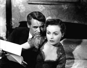 PEOPLE WILL TALK (On murmure dans la ville) - Joseph L. Mankiewicz, sorti en 1951) - Cary Grant, Jeanne Crain