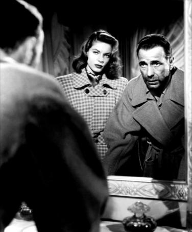 DARK PASSAGE (Les passagers de la nuit) réalisé par Delmer Daves (1947) avec Humphrey Bogart, Lauren Bacall, Agnes Moorehead, Tom D'Andrea, Clifton Young, Houseley Stevenson