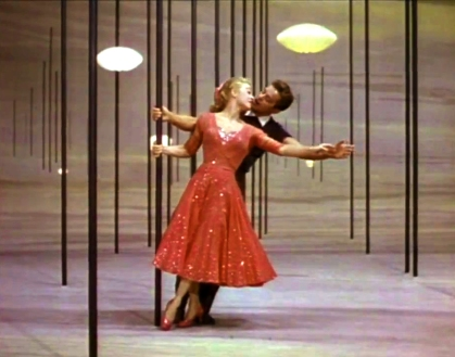 GIVE A GIRL A BREAK (Donnez-lui une chance) - Stanley Donen (1953) avec Marge Champion, Gower Champion, Debbie Reynolds, Helen Wood, Bob Fosse, Kurt Kasznar
