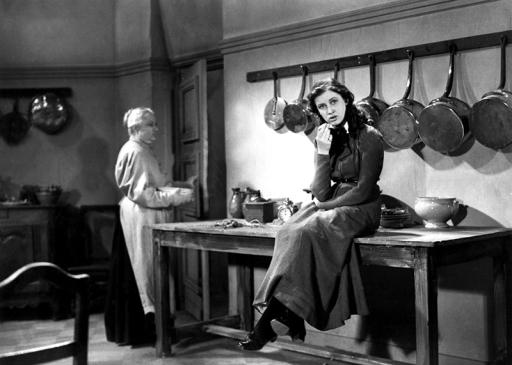 CLAUDINE A L'ECOLE - Serge de Poligny (1937), d'après le roman de Colette paru en 1900 - Blanchette Brunoy, Pierre Brasseur, Jeanne Fusier-Gir, Suzet Maïs