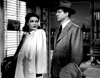 FALLEN ANGEL (Crime passionnel) - Otto Preminger (1945) - Dana Andrews, Alice Faye, Linda Darnell