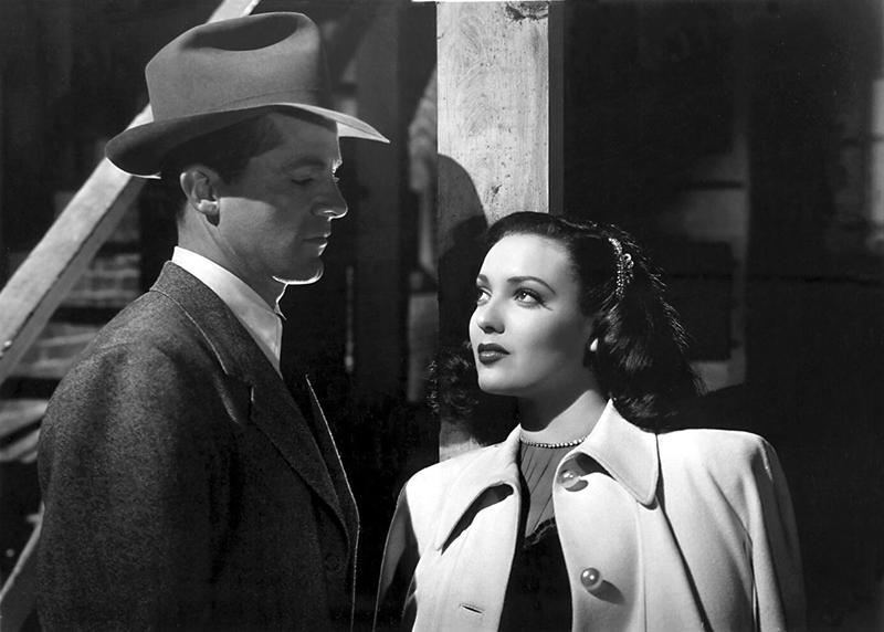 FALLEN ANGEL (Crime passionnel) – Otto Preminger (1945)