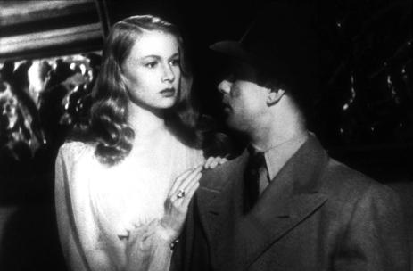 THE GLASS KEY (La Clé de verre) - Stuart Heisler (1942) avec Alan Ladd, Veronica Lake, Brian Donlevy