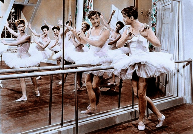 BATHING BEAUTY (Le Bal des sirènes, 1944) - George Sidney avec Red Skelton, Esther Williams