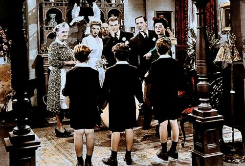 BATHING BEAUTY (Le Bal des sirènes, 1944) - George Sidney avec Red Skelton, Esther Williams