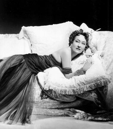 SUNSET BOULEVARD (Boulevard du crépuscule) - Billy Wilder (1950) Gloria Swanson