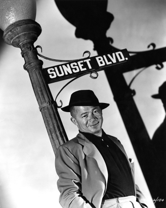 SUNSET BOULEVARD (Boulevard du crépuscule) - Billy Wilder (1950)