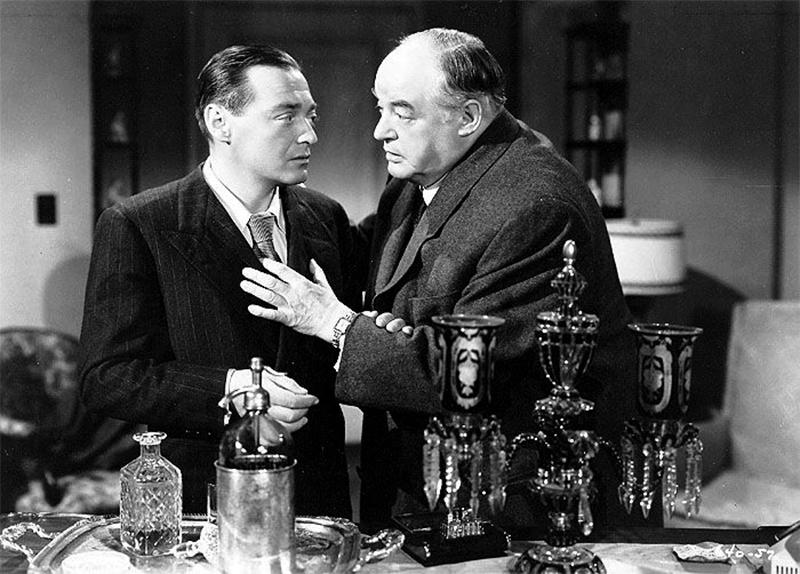 Three strangers - Jean Negulesco (1946) Geraldine Fitzgerald, Sydney Greenstreet, Peter Lorre