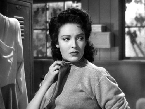 A LETTER TO THREE WIVES (Chaînes conjugales) - Joseph L. Mankiewicz (1949) avec Jeanne Crain, Linda Darnell, Ann Sothern, Kirk Douglas, Paul Douglas, Jeffrey Lynn
